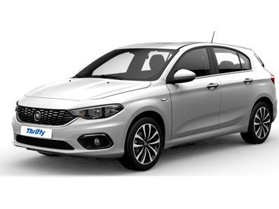 rent a car fiat tipo hb new bva in morocco thrifty maroc. Black Bedroom Furniture Sets. Home Design Ideas